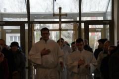 Udzielenie Posług Lektora i Akolity w naszej świątyni